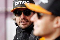 """Alonso: """"No hay un botón mágico que nos vaya a poner al frente en Barcelona"""""""