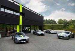 Aston Martin abre un nuevo centro AMR en Nürburgring