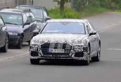 El nuevo Audi S6 Avant se traslada a Nürburgring para continuar su puesta a punto
