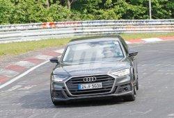 El nuevo Audi S8 exprimido a fondo en Nürburgring
