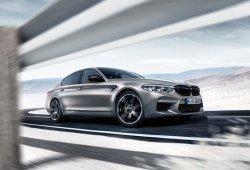 El nuevo BMW M5 Competition Package de 625 CV ya es oficial