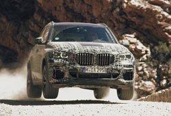 BMW adelanta los primeros teasers del nuevo X5 antes de su debut en junio