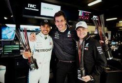 Bottas busca renovar su contrato con Mercedes por al menos dos años más