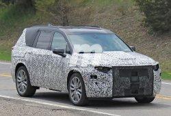 Cadillac continúa trabajando en el XT6, un nuevo SUV de 7 plazas