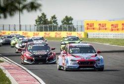 """'Frenazo' a Hyundai y Honda con el """"BoP"""" del WTCR"""