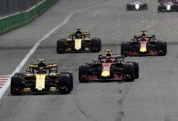 La F1 aprueba cambios aerodinámicos que faciliten los adelantamientos para 2019