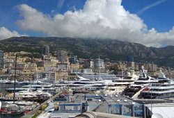 Cómo la Fórmula 1 asalta Mónaco: miércoles