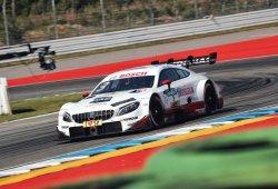Paul Di Resta domina los primeros libres del DTM 2018