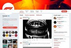 La F1 iniciará la emisión de programas en directo por Twitter en el GP de España
