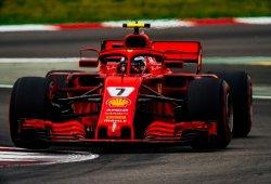 Ferrari reconfigura sus retrovisores fijados en el Halo para Montecarlo