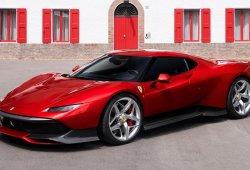 Ferrari SP38, un modelo único creado sobre la base del 488 GTB