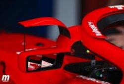 La FIA aclara la normativa de los retrovisores montados en el Halo