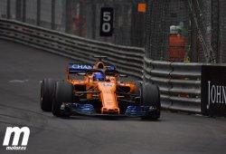 La fiabilidad del McLaren arruina el GP de Mónaco a Alonso