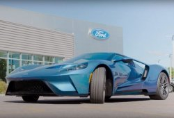 Ford también demanda al concesionario al que John Cena vendió su GT 2017