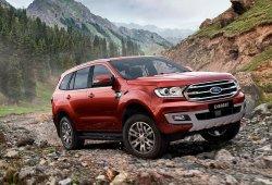 Ford Everest 2019: más conectividad y seguridad