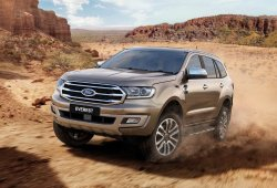 El Ford Everest recibe el motor del Ranger Raptor en Australia