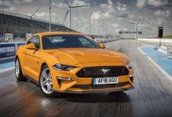 La gama Ford Mustang mejora su equipamiento en Gran Bretaña