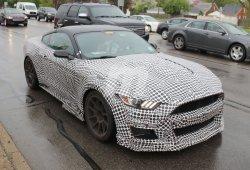 Asomate al interior del nuevo Mustang Shelby GT500 por primera vez