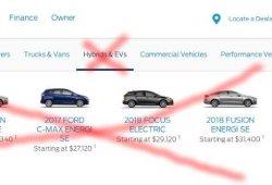 Ford justifica ante sus accionistas la eliminación de turismos en EEUU y Canadá