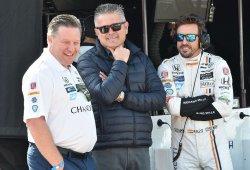 Gil de Ferran llega a McLaren, que prepara su desembarco en la IndyCar