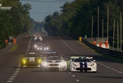 Gran Turismo Sport da la bienvenida al Circuito de Sarthe con el parche 1.19