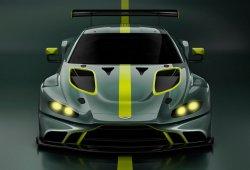 El nuevo Aston Martin Vantage GT3 llegará en 2019