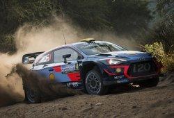 Habrá un cuarto Hyundai i20 WRC Coupé en Portugal