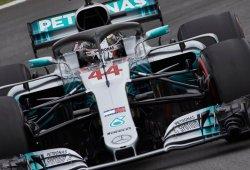 """Hamilton, encantado de volver a la pole: """"La necesitaba"""""""