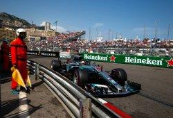 Hamilton pide un cambio de formato para el Gran Premio de Mónaco