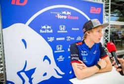 Hartley niega los rumores de su despido y señala las causas de los males de Toro Rosso