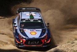 Paddon espera estar recuperado para el Rally de Italia