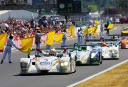 La historia de Le Mans: apisonadora de cuatro aros (2000-2005)