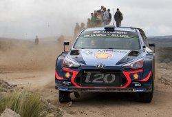 Hyundai lleva su apuesta más ambiciosa al Rally de Portugal