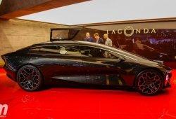 El Lagonda SUV de producción será 100% eléctrico y debutará en 2021