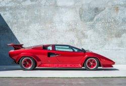 Descubierto el ejemplar perdido del desconocido Lamborghini Countach Turbo S