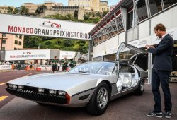 El Lamborghini Marzal volvió a rodar en público 51 años después