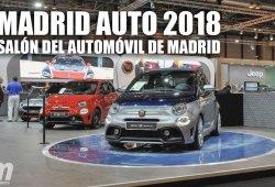 Las novedades más importantes del Madrid Auto 2018