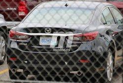 Mazda venderá una versión diésel del Mazda6 en Estados Unidos