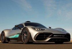 El Mercedes-AMG Project One fue expuesto en privado en Mónaco
