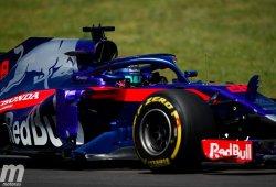 Hartley, apeado de la clasificación: sustituye motor y caja de cambios