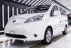 Nissan inicia las entregas del e-NV200 con batería de 40 kWh