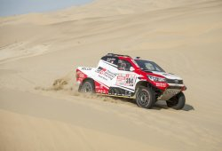Perú acoge el Dakar más minimalista, corto y 'amable'