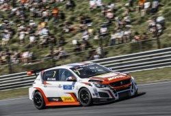 El Peugeot 308 TCR vive su primer gran éxito en el WTCR