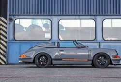 Exquisito Porsche 911 Speedster restomod de DP Motorsport