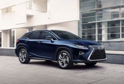 El Lexus RX 450h incorpora el acabado Business Plus