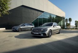 Mercedes pone a la venta en España los nuevos Clase C Berlina y Estate