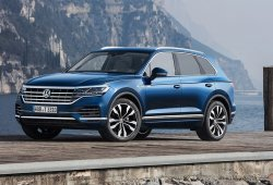 El acabado Pure del Volkswagen Touareg 2018 ya tiene precio en España