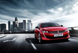 El nuevo Peugeot 508 sedán ya tiene precios en Francia