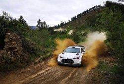 Primeros test específicos de cara al Rally de Portugal