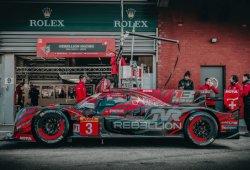Probaturas con los LMP1 no híbridos en el test de Le Mans